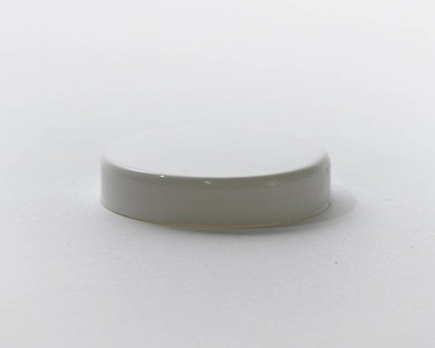 74mm White Cosmetic Cap To Suit S150