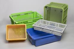 Crates, Storage, Plastics and Materials Handling