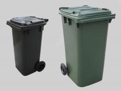 Mobile Garbage Bins